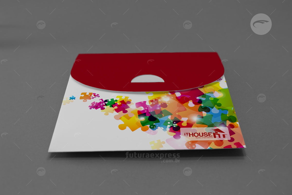 Envelope CD Corte Especial 1 Cod: 107