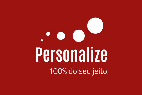 Folder 100% Personalizável