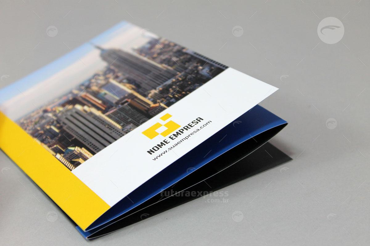 Quadri-Folder Dobra Z