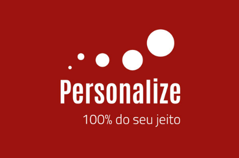 Adesivo 100% Personalizável
