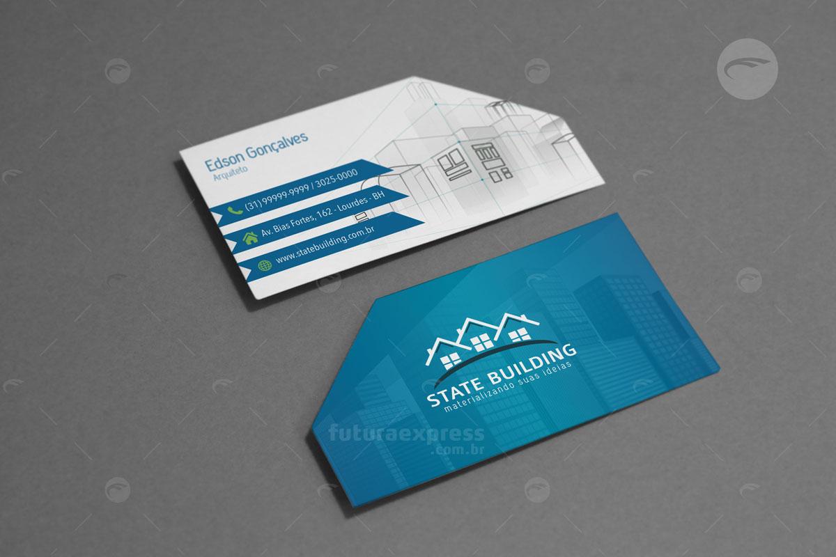 Cartão de Visita Corte Especial 5