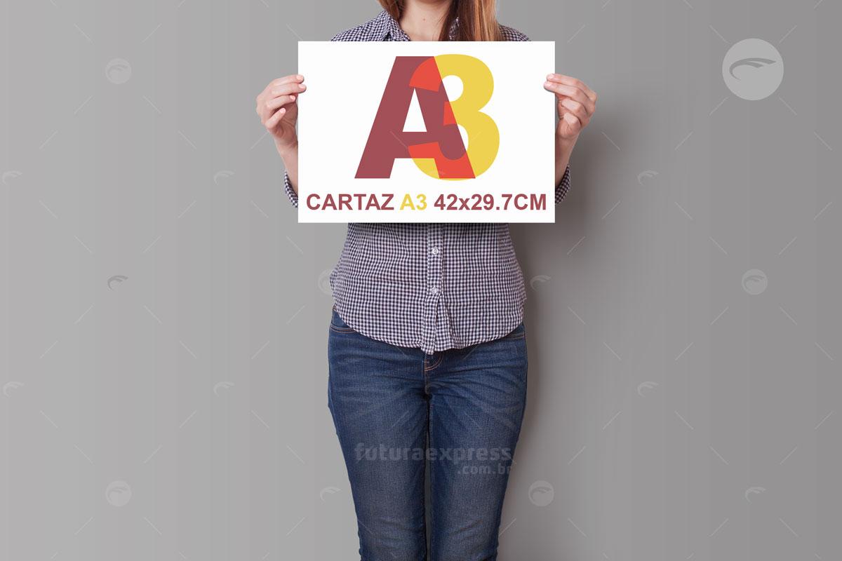 Cartaz A3