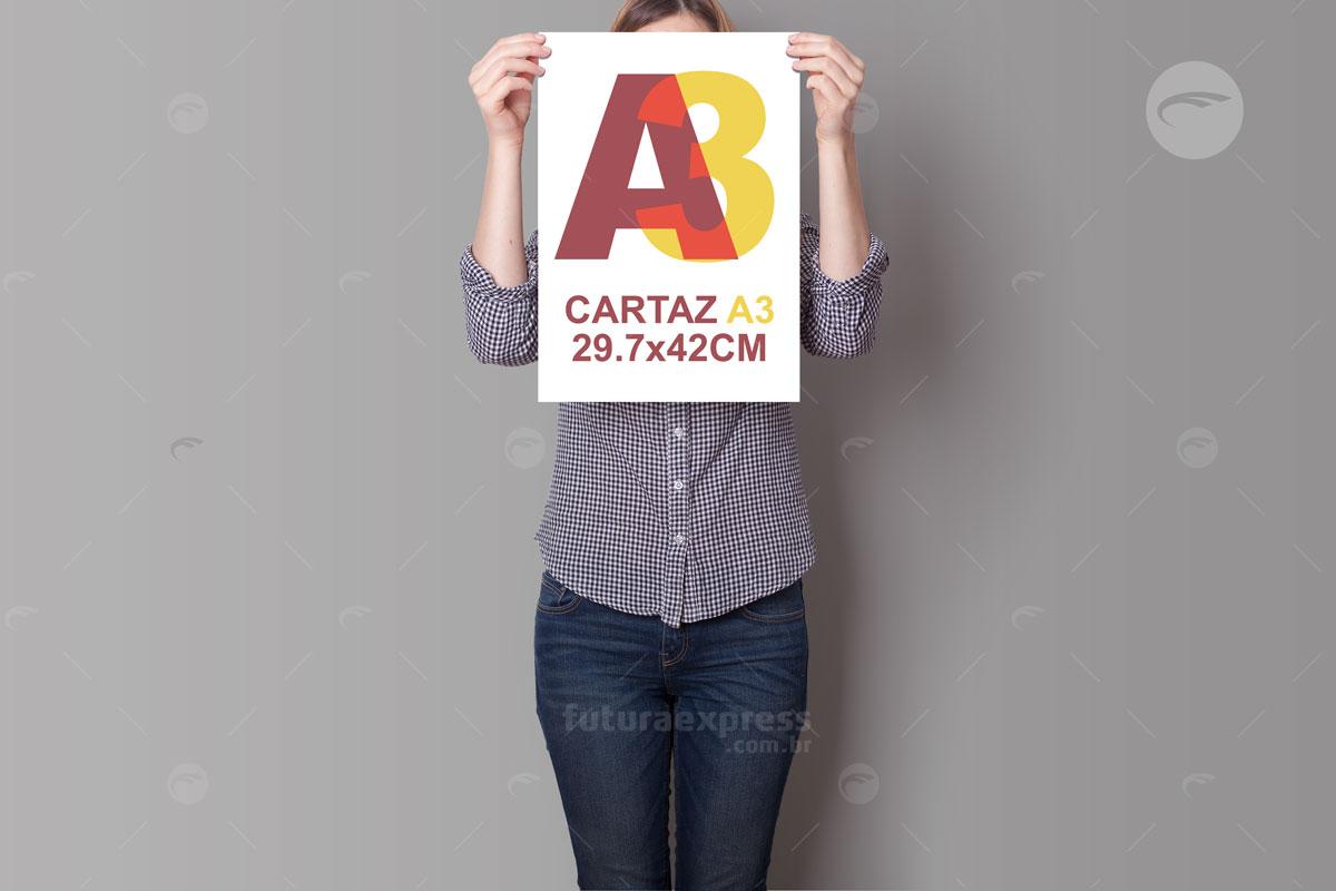 Cartaz A3 Cod: 29