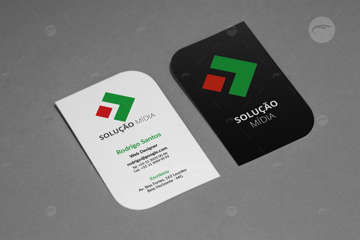 Cartão de Visita Corte Especial 2
