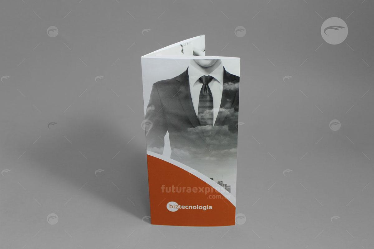 Quadri-Folder Slim Dobra Janela