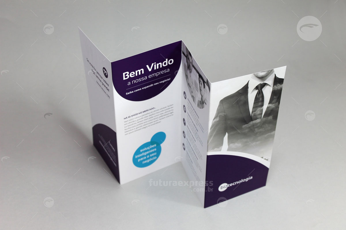 Quadri-Folder Slim Dobra Z