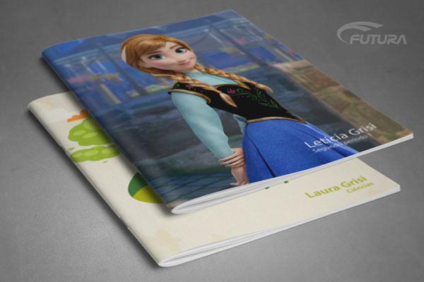Caderno Brochura