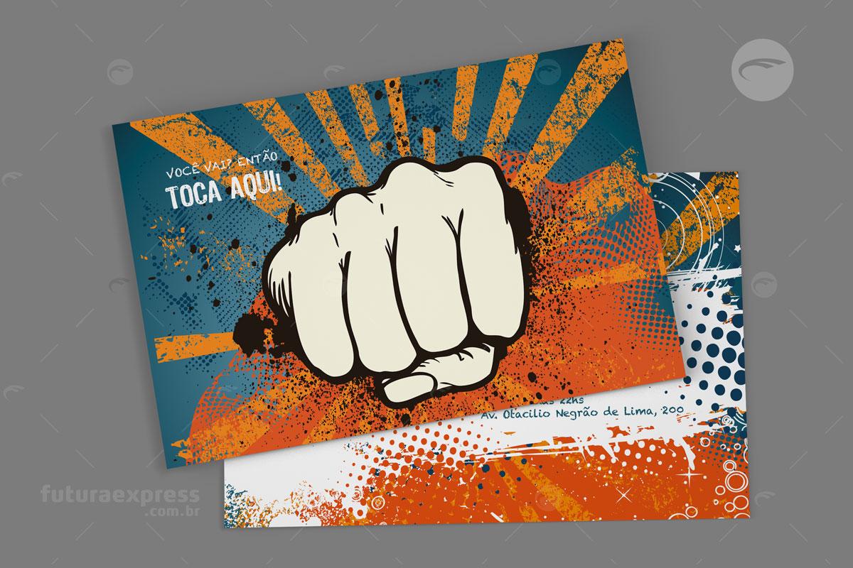 Pop Card e Postal