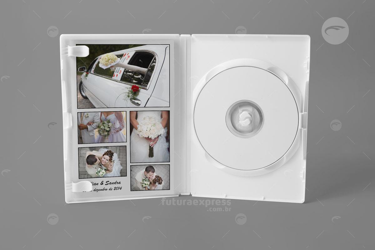 Encarte de DVD Cod: 64