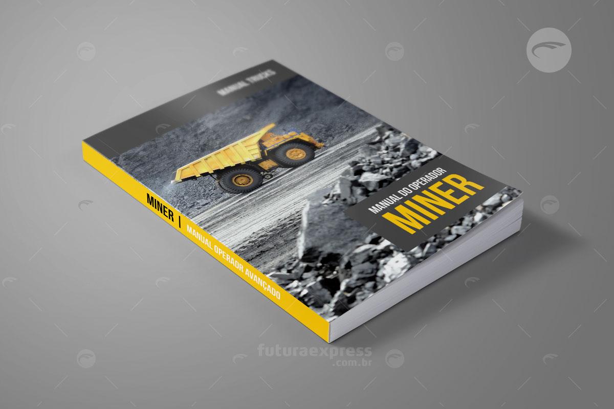 Livro Capa Flexivel Vertical