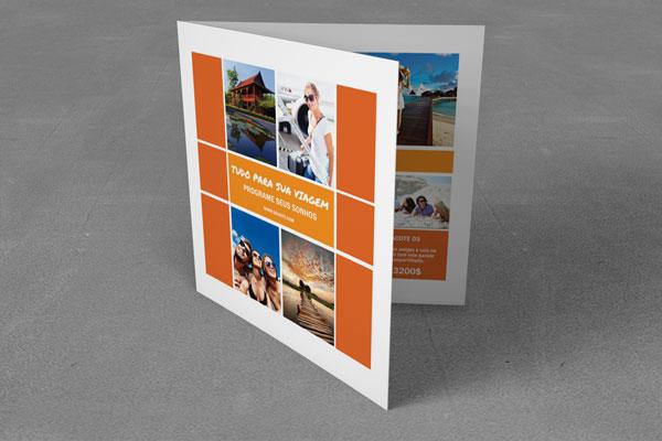 Bi-Folder Quadrado