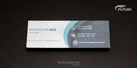 Exemplos de cartão de visita