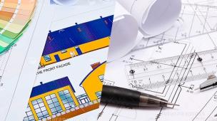 impressão plantas de arquitetura