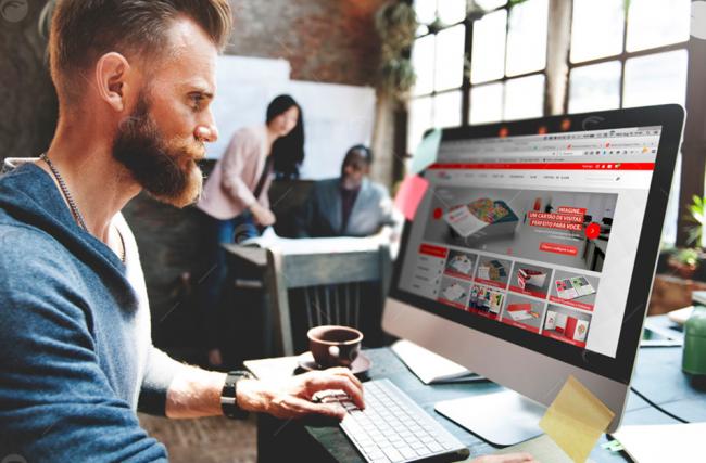 Quais as vantagens de comprar numa gráfica online?