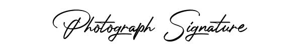 PHOTOGRAPH-SIGNATURE