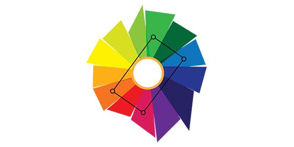 combinação-de-quatro-cores