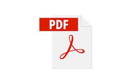 O que é PDF